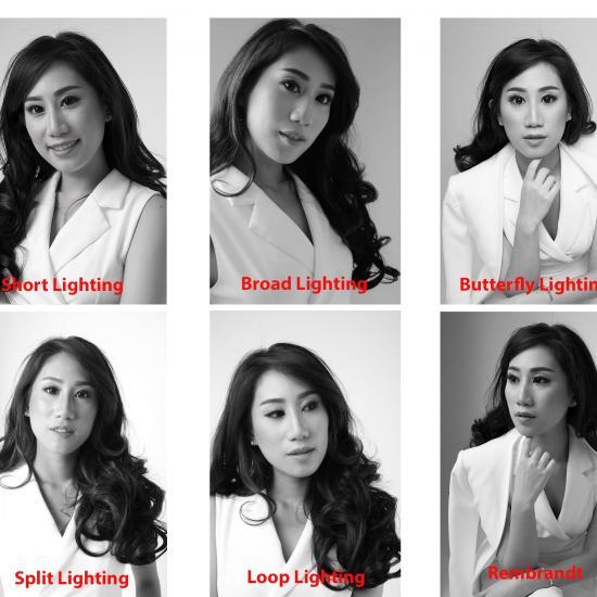 6 Classic Portrait Photography Lighting Setups