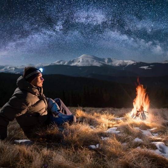 How to Compose a Killer Shot of the Night Sky