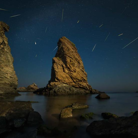 4 Simple Tips for Photographing Meteor Showers