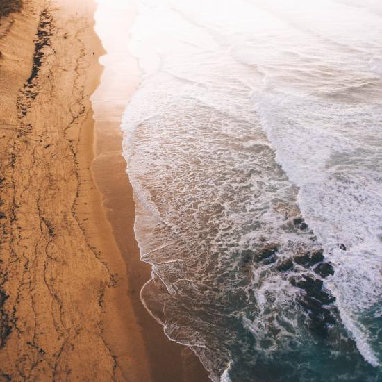 These Breathtaking Drone Photos Turn Landscapes Into Abstract Masterpieces