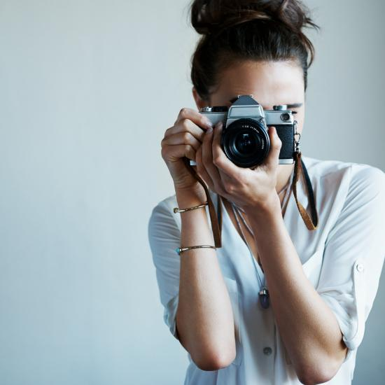 Getting Started In Photography—Start with an Interest and Build to a Passion