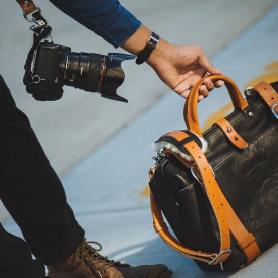 Top 5 Leather Camera Bags for 2018