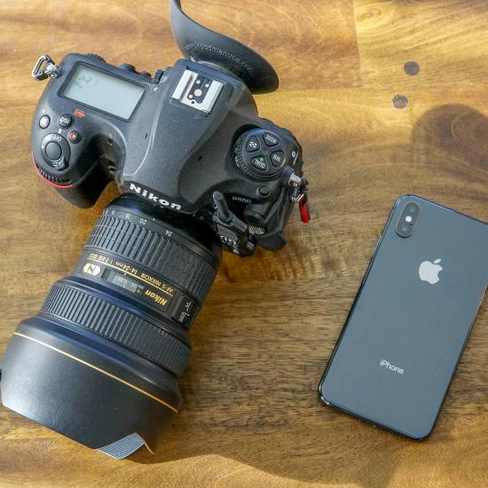My iPhone is Great, But It Will Never Replace My DSLR