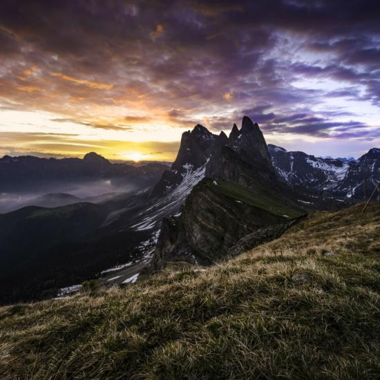 Landscape Photography Tips: How to Photograph Mountains