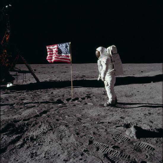 NASA Releases Breathtaking Apollo 11 Photos to Mark 49th Anniversary of Moon Landing