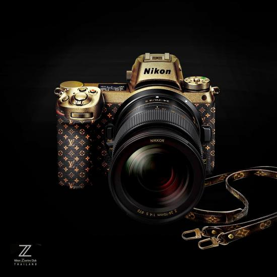 Start Saving Your Money to Buy the Nikon Z7 Louis Vuitton Edition