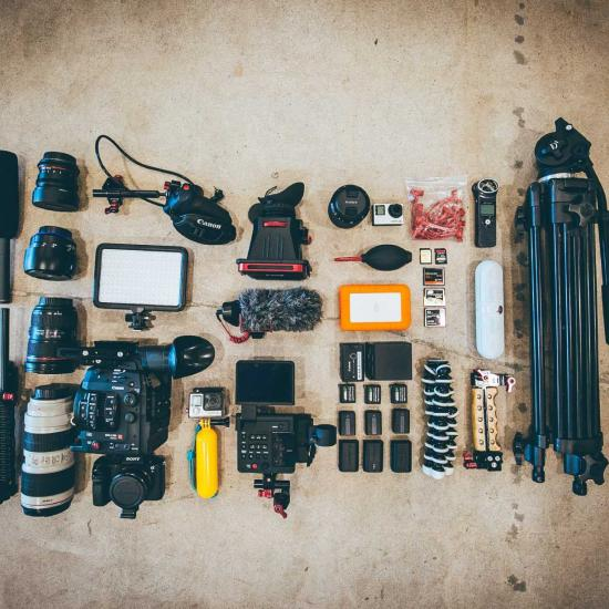 Must-Have Gear for New Videographers