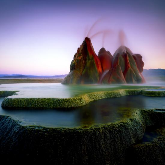 Nevada Photography and Travel Guide - Northwestern Nevada