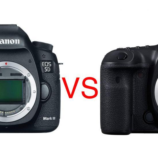 Canon 5D MIII vs Canon 5D MIV