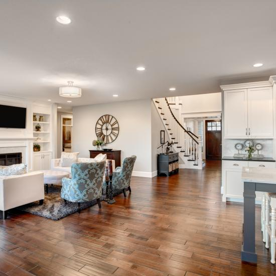 Real Estate Photography Tip: How to Photograph Living Spaces