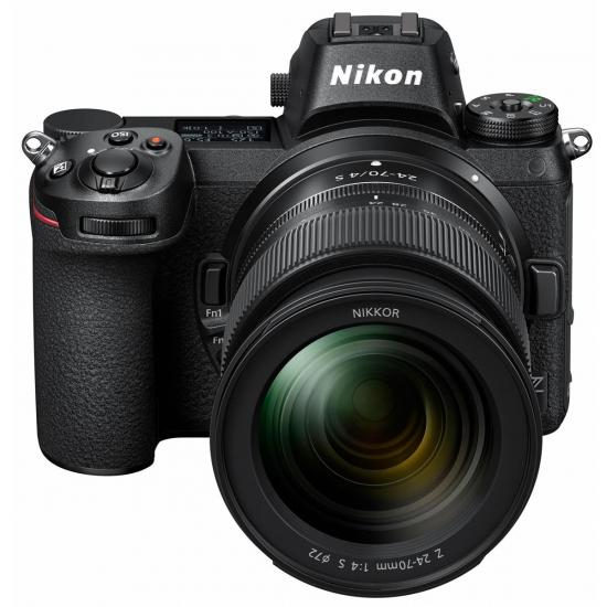 Nikon Z7 Landscape Photography Workhorse