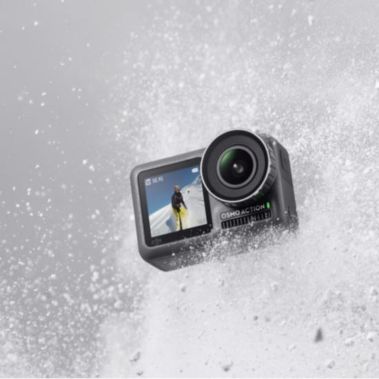 """DJI's Tiny New Camera is Being Called the """"GoPro Killer"""""""
