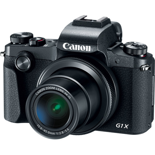 Canon PowerShot G1 X Mark III Review