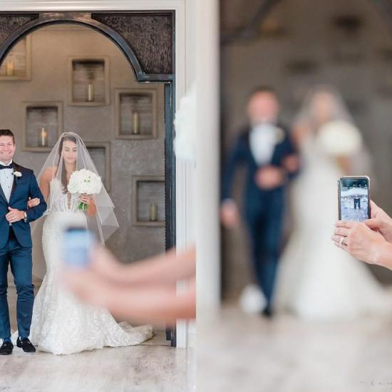 Furious Wedding Photographer Goes Off on Wedding Guest for Ruining Her Photos With Phone