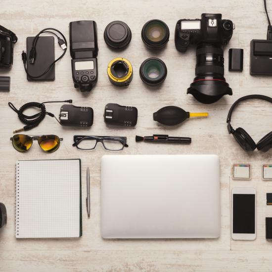 Surefire Ways to Keep Track of Your Photography Gear