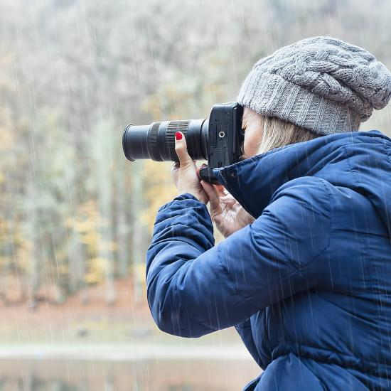 How to Protect Your Camera Gear From the Elements