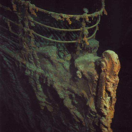 First-Ever 4K Footage of Titanic Wreck Released