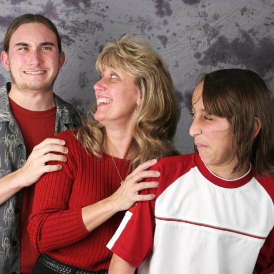 Family Portrait Posing Mistakes