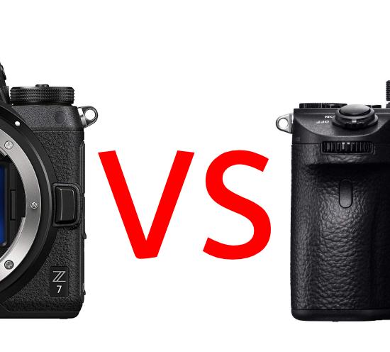 Nikon Z7 vs Sony a9