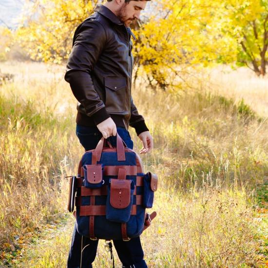 How to Carry a Lot of Camera Gear in Total Comfort