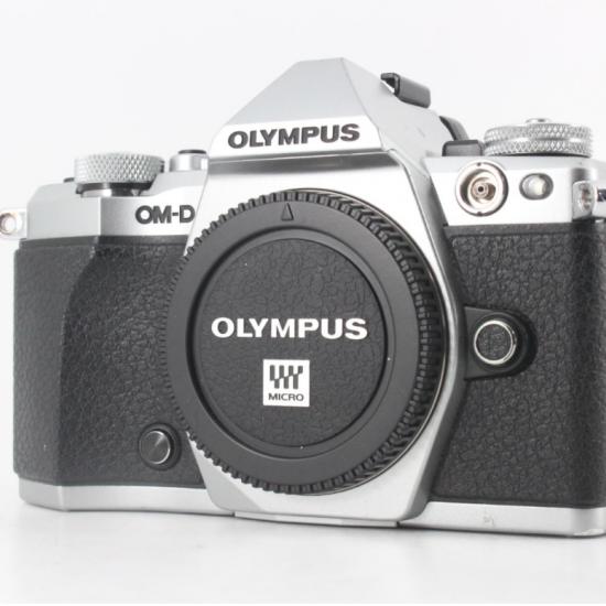 Olympus E-M5 Mark III is Coming