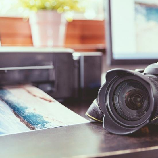 How to DIY Photo Prints at Home