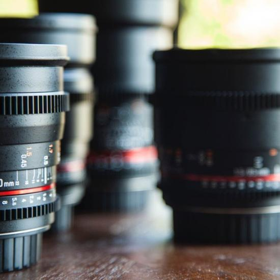 Top Camera Lenses for Video