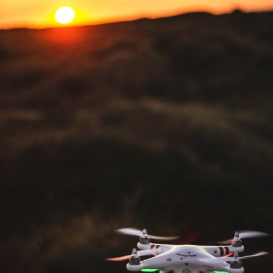 Man Fined $20,000 For Crash Landing Drone Near Airport