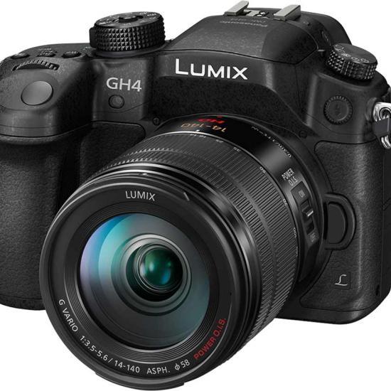 Panasonic Lumix DMC GH4 Review