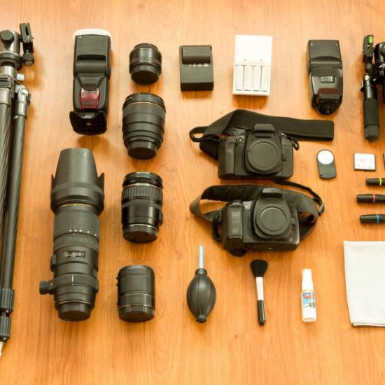 Ways to Protect Your Camera Gear