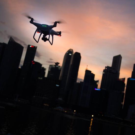China is Using Camera Drones to Surveil Citizens Amidst Coronavirus Outbreak