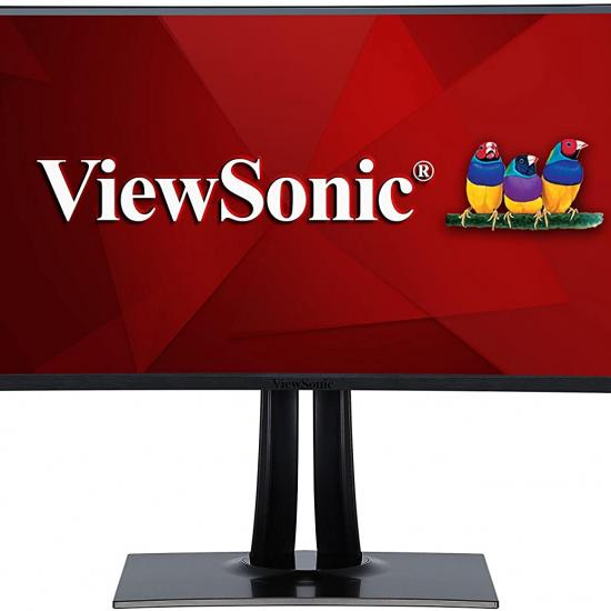 First Impressions: ViewSonic Ultra-Wide Curved Monitor