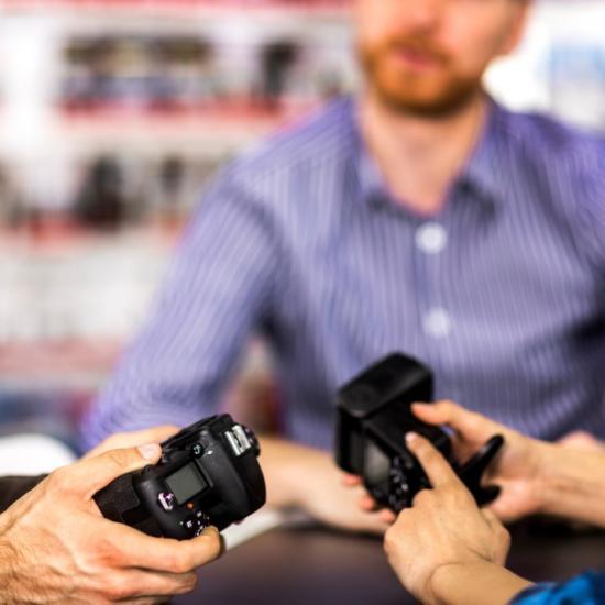 Nikon Z50 vs Canon EOS RP