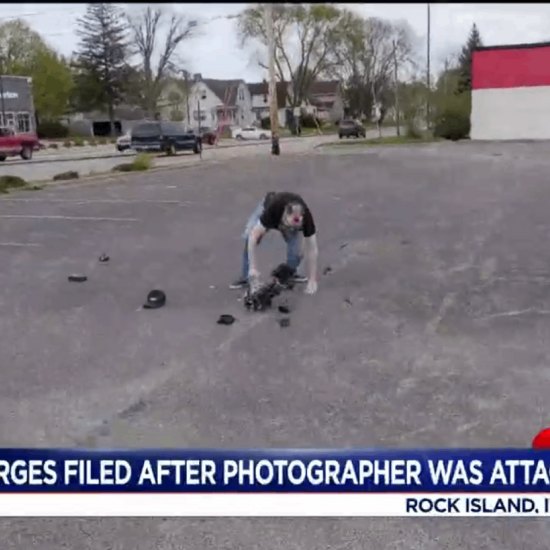 Enraged Man Who Destroyed a Photographer's Camera Now Faces Significant Jail Time