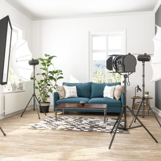 Lighting Options for Your Home Video Studio