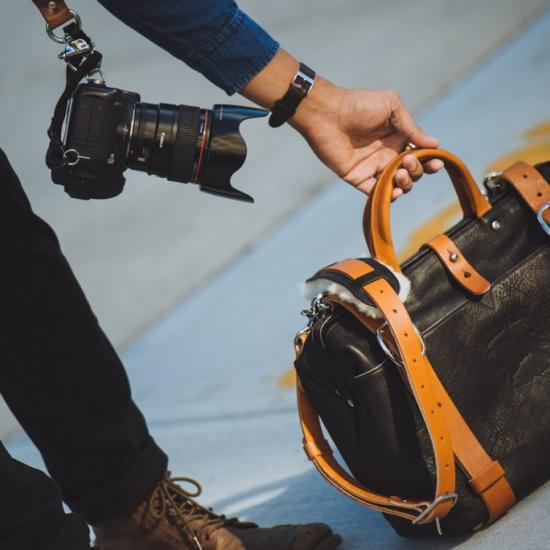 Want to Upgrade Your Camera Gear? Start With Your Bag