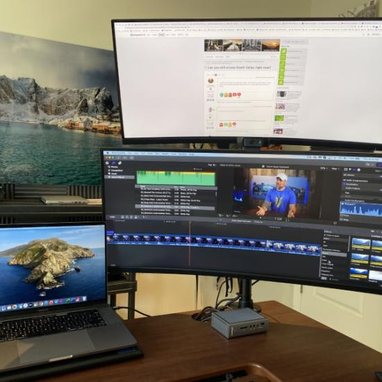 Why You Need a Curved Monitor for Photo Editing