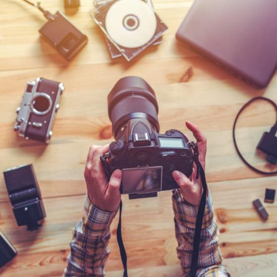 How to Simplify Your Photography Process