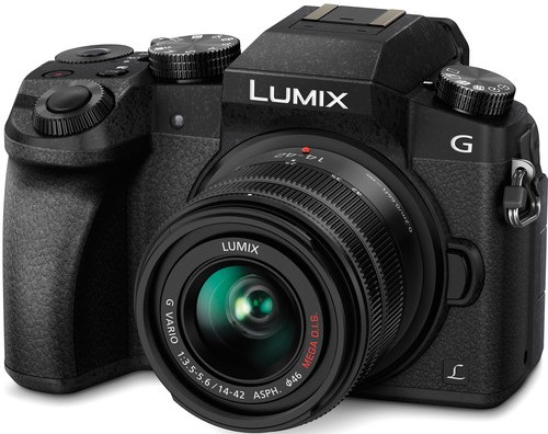 Panasonic DMC-G7 Review