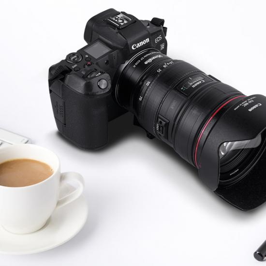 Why You Should Use Canon EF Lenses on Your EOS R Camera