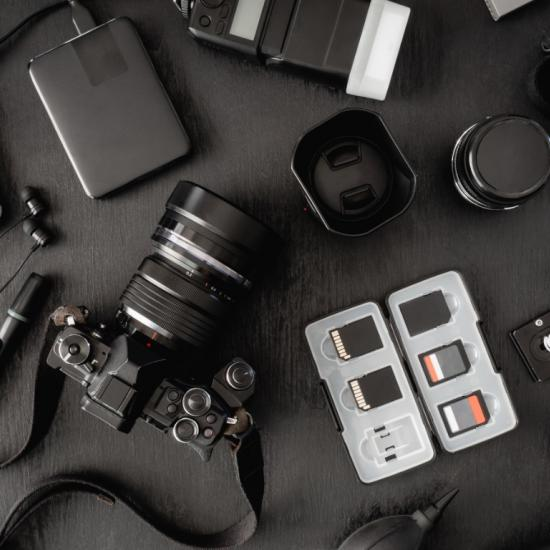 Real Estate Photography Gear List