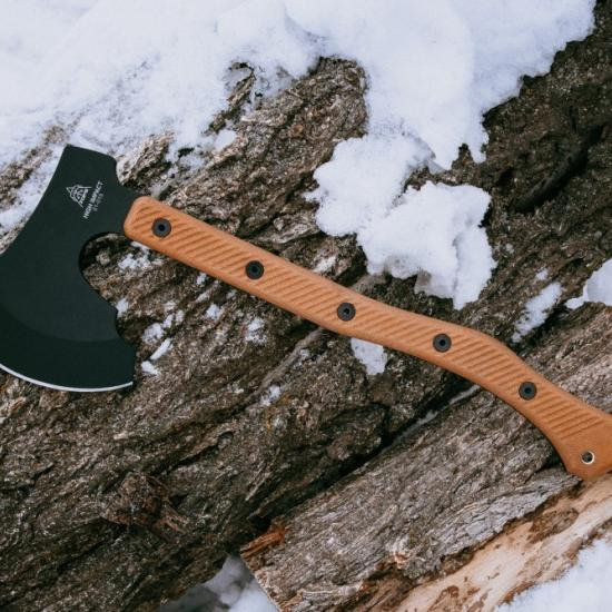 """Need a Hatchet? Top Knives Has You Covered With Their All-New """"High Impact"""""""