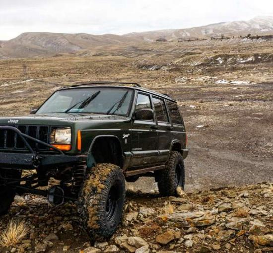 Common Types of Shocks for 4WD Vehicles