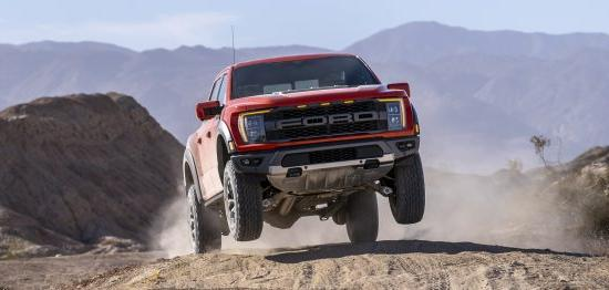 "2021 Ford Raptor - Are We Entering the Era of ""Supertrucks""?"