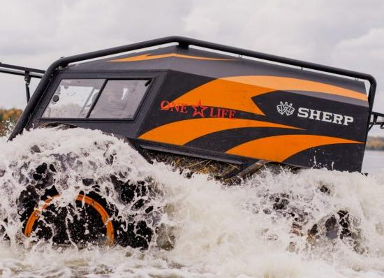 Ever Dreamed of Walking on Water? The Sherp has You Covered…Well, Kind Of