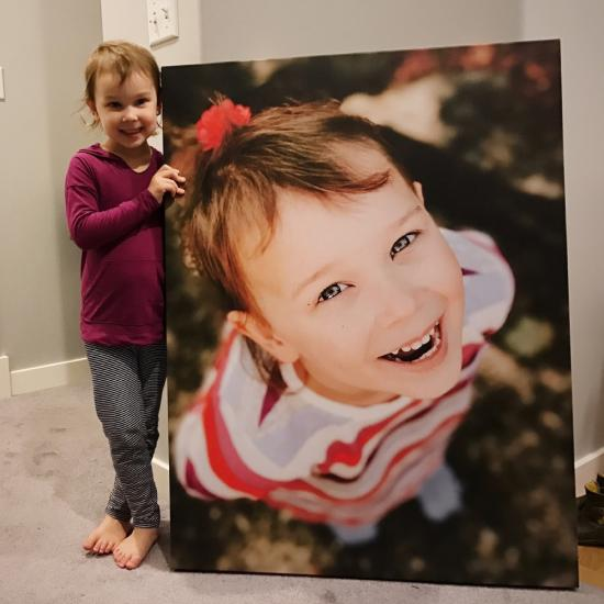 Now is the Time to Get Those Canvas Prints You Always Wanted