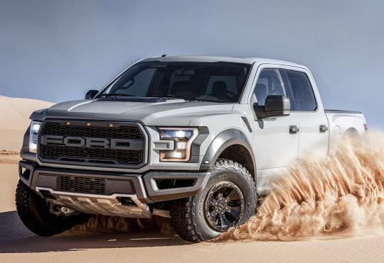 Top Off-Road Trucks of 2020