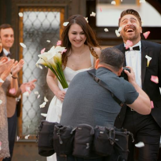 Quick-Start Guide for Wedding Photography