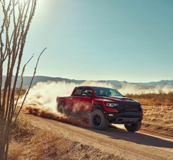 Ford Raptor vs RAM TRX