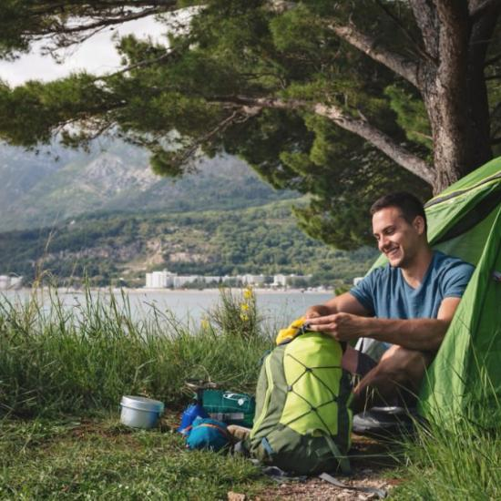 How to Stay Clean When Out Camping